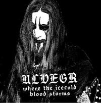 Ulvegr - Where the Icecold Blood Storms [CD]
