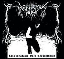 Nefarious Dusk - Cold Shadows Over Transylvania [CD]