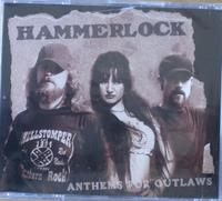 Hammerlock ‎– Anthems For Outlaws [CD]