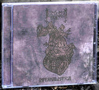 Lucifugum - Infernalistica [CD]