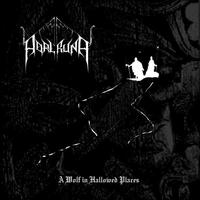 Adalruna - A Wolf in Hallowed Places [CD]