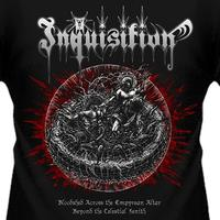 Inquisition - Bloodshed Across the Empyrean Altar Beyond the Celestial Zenith [TS]