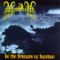 Mysticum - In the Streams of Inferno [CD]