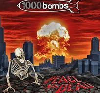 1000 Bombs - Peace Is Dead [CD]