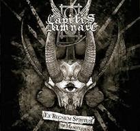 Capitis Damnare - Ex Regnum Spiritus In Manifestus [CD]