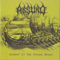 Absurd - Tribute: Soldiers Of The Eternal Winter [CD]