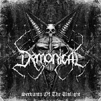 Demonical - Servants of the Unlight [CD]