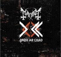 Mayhem - Ordo Ad Chao [Metal-CD]