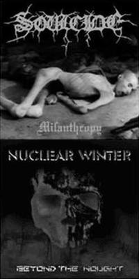Soulcide/Nuclear Winter - Split [CD]