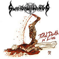 Suicidal Winds - Total Death'N Live [CD]