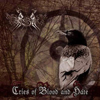 Berserk - Cries Of Blood And Hate [CD]
