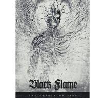 Black Flame - The Origin of Fire [A5-DigiCD]