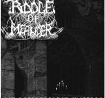 Riddle of Meander - End of All LIfe and Creation [CD]
