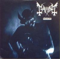 Mayhem - Chimera [CD]