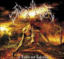 Angelcorpse - Of Lucifer And Lightning [CD]
