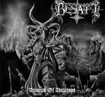 Besatt - Triumph Of Antichrist [CD]