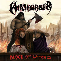 Witchburner - Blood Of Witches [CD]