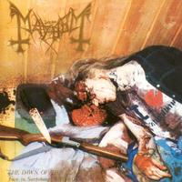 Mayhem - Dawn of the Black Hearts [CD]