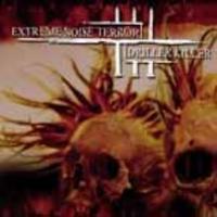 Extreme Noise Terror/Driller Killer - Split [M-CD]