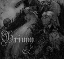 Grimm - Dark Medieval Folklore [CD]