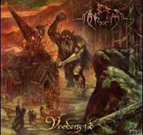 Månegarm - Vredens tid [CD]