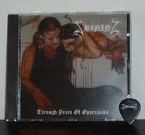 Shining - Through Years Of Oppression (Ltd. med plektrum) [CD]