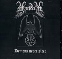 Mysticum - Demons never sleep [CD]