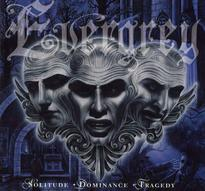 Evergrey - Solitude Dominance Tragedy [CD]