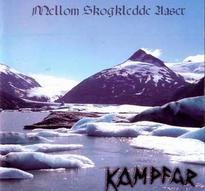 Kampfar - Mellom Skogkledde Aaser [CD]
