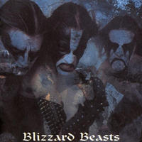 Immortal - Blizzard Beast  [CD]