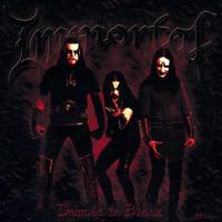 Immortal - Damned In Black [CD]