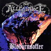 Allegiance - Blodörnsoffer [CD]