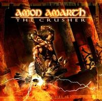 Amon Amarth - The Crusher [CD]