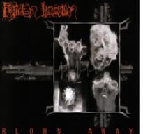 Frozen Illusion - Blown Away [CD]