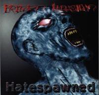 Frozen Illusion - Hatespawned [CD]