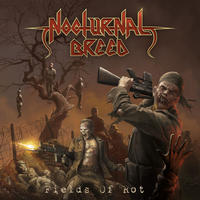 Nocturnal Breed - Fields of Rot [CD]