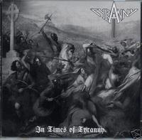 Tyranny - In Times of Tyranny [M-CD]