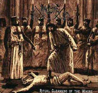 Manticore - Ritual Cleansing Of The Whore [CD]