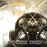 Martyr - A Malicious Odyssey [CD]