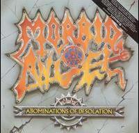 Morbid Angel - Abominations of Desolation [CD]