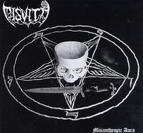 Misvita - Misanthropic Aura [CD]