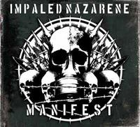 Impaled Nazarene - Manifest [CD]