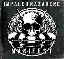 Impaled Nazarene - Manifest [CD]