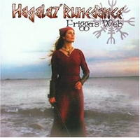 Hagalaz Runedance - Frigga's Web [CD]