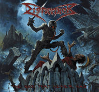 Dismember - The God That Never Was [CD]