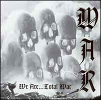 War - We Are... Total War [CD]
