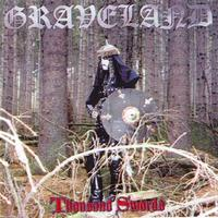 Graveland - Thousand Swords [CD]
