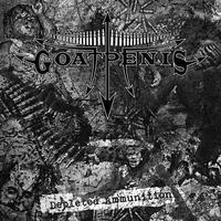 Goatpenis - Depleted Ammunition [CD]