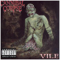Cannibal Corpse - Vile [CD]