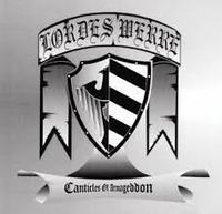 """Lordes Werre - Canticles of Armageddon [10""""-LP]"""